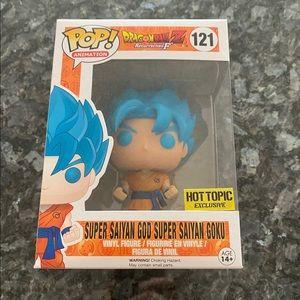 Super Saiyan Goku-DBZ-HT Excl. -#121